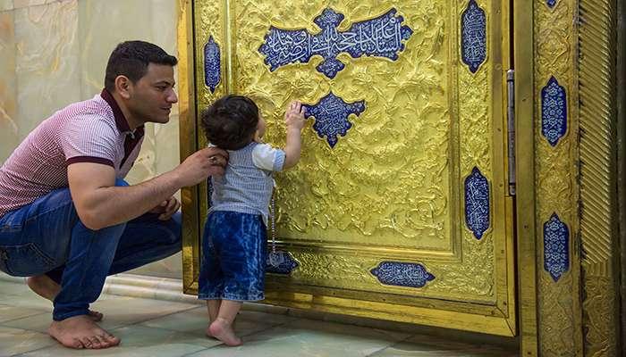 آشنایی کودک با اهل بیت