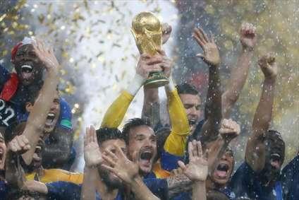 روایت تصویری بازی فینال جام جهانی 2018