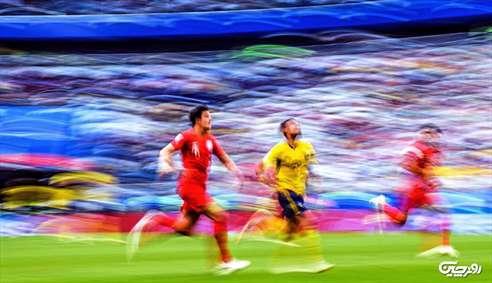 جام جهانی از لنزی دیگر