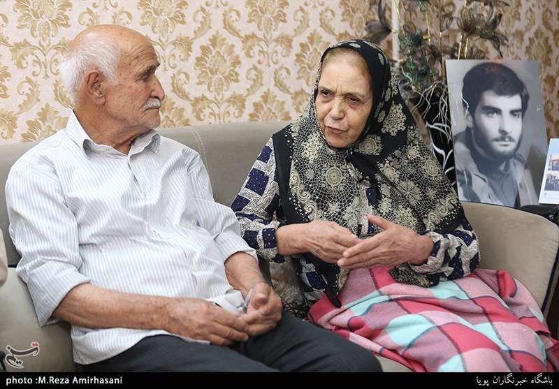 شهید «غلامرضا احمدی»