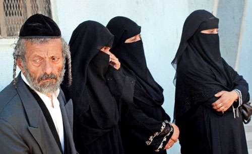 حجاب در ادیان
