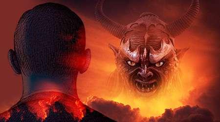 خلقت شیطان