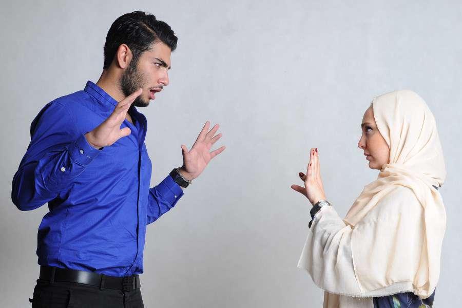 علت شروع دعوای زن و شوهر چیست؟ نگاهی به پدیده دعوای زن و ...