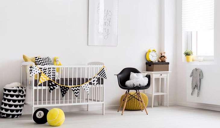 فنگ شویی، اتاق کودک، آرامش بخش،دکوراسیون،کاغذ دیواری،اسباب بازی، تخت خواب، زیبایی، کودک
