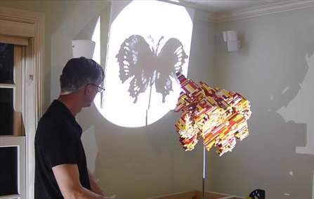خلق آثار سه بعدی شگفت انگیز با ریاضیات