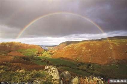 زیباترین منطقه غیر شهری انگلستان