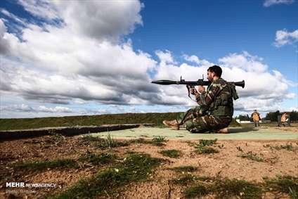 رقابت یگان هوابرد ارتشهای جهان