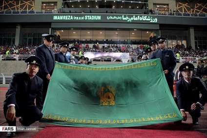 لیگ برتر فوتبال/ پدیده ۰ - پرسپولیس ۱