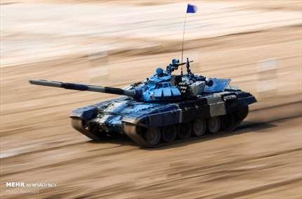 مسابقات بین المللی ارتش های جهان در روسیه