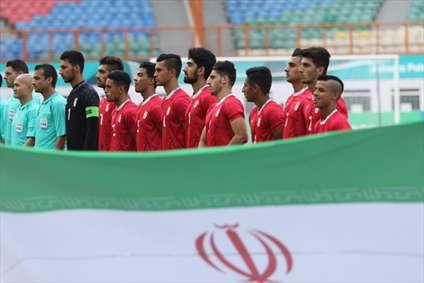 دیدار تیم های ملی فوتبال ایران و عربستان