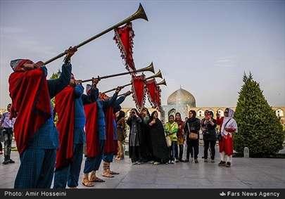 روایت تصویری از 400 سال تاریخ گذشته و معاصر اصفهان