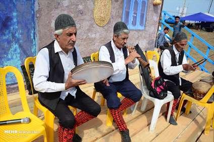 جشنواره بازیهای بومی، محلی جواهردشت