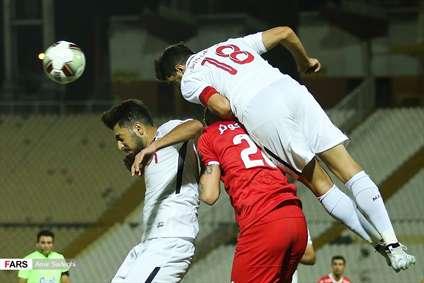 لیگ برتر فوتبال/ تراکتورسازی ۱ - نساجی ۱