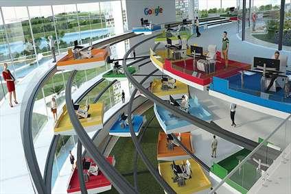 نقش طراحی فضاهای اداری در ارتقای عملکرد پرسنل