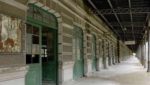 بزرگترین ایستگاه راهآهن جهان در زمان نازیها