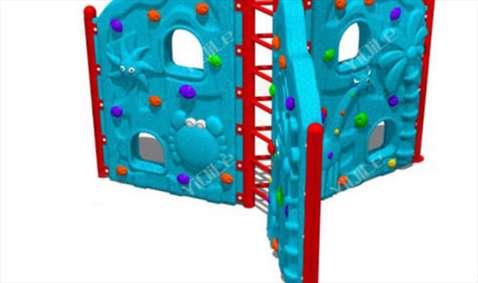 رشد فکری و جسمی کودک با کمک دیواره سنگنوردی