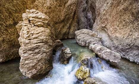 غار یخی دیدنی در ایران