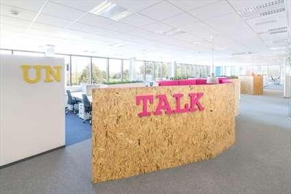طراحی دفتر کار KMAG، شعبه لیوبلیانا اسلوونی