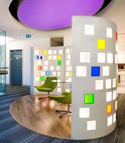 طراحی دفتر کار مایکروسافت، شعبه استانبول