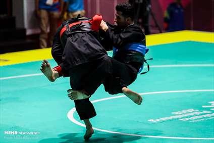 رقابتهای پنچاک سیلات جاکارتا