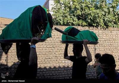 آیین سنتی طوق بندان در گرگان