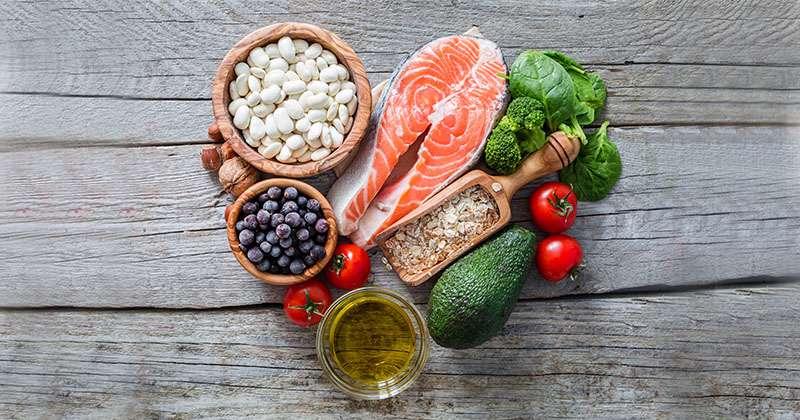 10 غذا برای تضمین سلامتی قلب