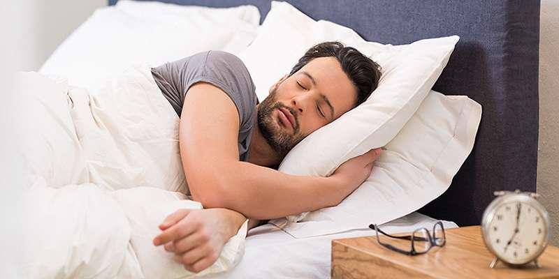 6 درمان طبیعی بیخوابی