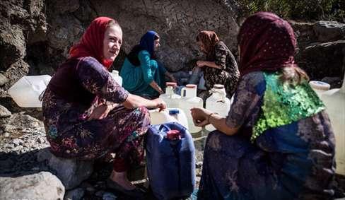 ریتم زندگی در روستای بویسان آباد