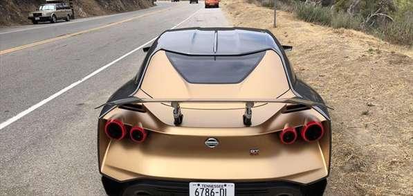 زیبایی شگفت انگیز مدل متفاوت خودرو نیسان