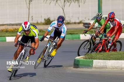 مسابقات سراسری دوچرخه سواری تور میلاد دو نور - اراک