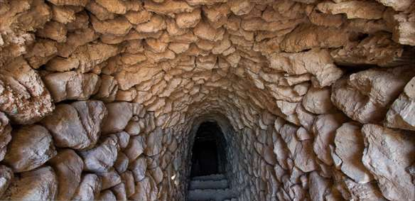 شهر زیرزمینی مخوف در اصفهان