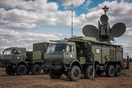 تجهیزات جدید نبرد الکترونیک روسیه