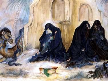 عزاداری امام حسین