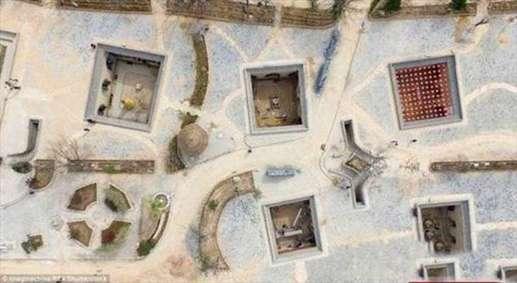 خانه های عجیب در چین