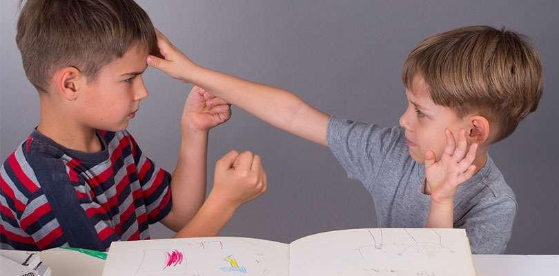 دعوا کردن کودکان
