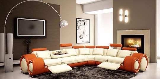 کاناپههای یکپارچه، زیبا و آرامشبخش