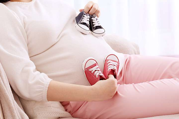 هفتۀ پنجم بارداری