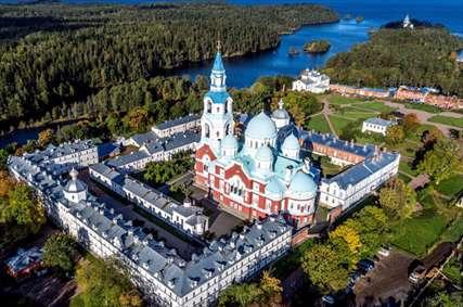 پاییز شگفت انگیز جزیره روسی