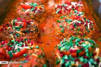 جشنواره غذا و صنایع دستی همسران دیپلماتها