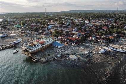 زلزله و سونامی اندونزی