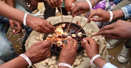 غذای مناسبتی در آفریقا