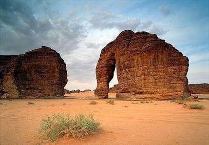 اویری از کوه فیل از عجایب شگفت انگیز طبیعت