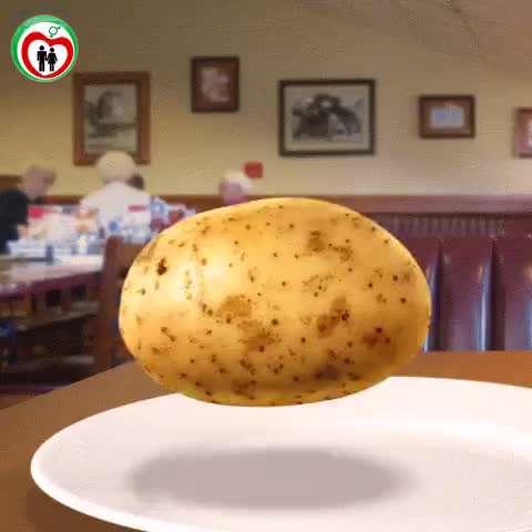 هرگز سیب زمینی آب پز را بیش از 2 روز نگه ندارید.
