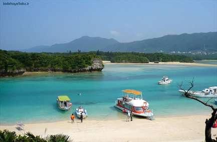 مکان برتر ژاپن برای بازدید