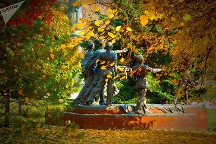 پاییز طلایی مسکو