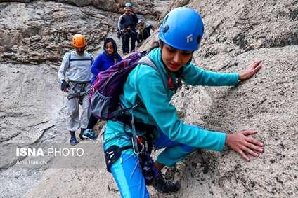 کوهنوردی در مشهد