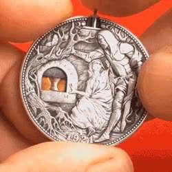 سکه اسرارآمیز