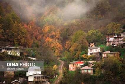 ایران زیباست؛ طبیعت پاییزی روستای خلیندره