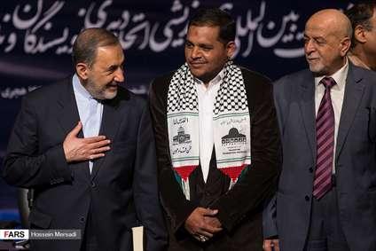 نشست بینالمللی جایزۀ ادبی فلسطین