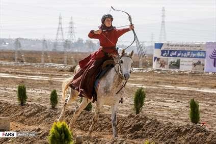 مسابقات جهانی رزم سواره در شیراز